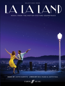La La Land (Piano/Voice/Guitar), Sheet music Book