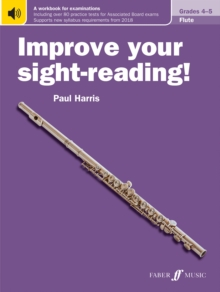 Improve your sight-reading! Flute Grades 4-5, Paperback / softback Book