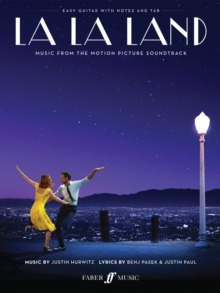 La La Land (Easy Guitar), Sheet music Book