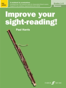 Improve your sight-reading! Bassoon Grades 1-5, Sheet music Book