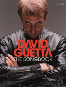 David Guetta: The Songbook (Piano Voice and Guitar), Sheet music Book