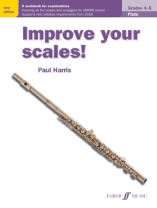 Improve your scales! Flute Grades 4-5, Paperback / softback Book