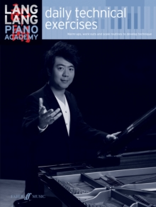 Lang Lang: daily technical exercises, Paperback / softback Book