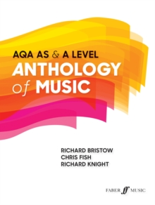 AQA AS & A Level Anthology of Music, Sheet music Book