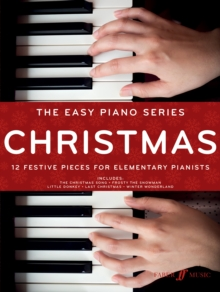 The Easy Piano Series: Christmas, Sheet music Book