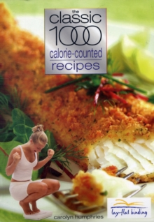 The Classic 1000 Calorie-counted Recipes, Paperback / softback Book