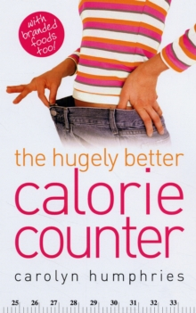 The Hugely Better Calorie Counter, Paperback / softback Book