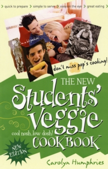 The New Students' Veggie Cook Book, Paperback / softback Book