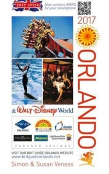 The Brit Guide to Orlando, Paperback Book
