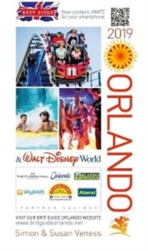 Brit Guide Orlando 2019, Paperback / softback Book