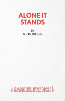 Alone it Stands, Paperback / softback Book