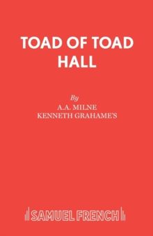 Toad of Toad Hall : Libretto, Paperback Book