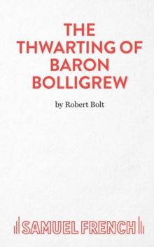 The Thwarting of Baron Bolligrew, Paperback Book