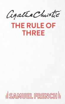 The Rule of Three, Paperback / softback Book