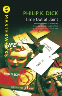 Time Out Of Joint, Paperback / softback Book