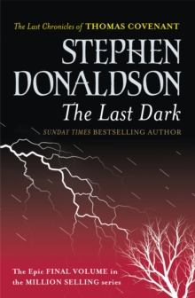 The Last Dark, Paperback / softback Book