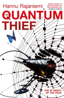 The Quantum Thief, Paperback Book