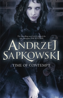 Time of Contempt, Paperback Book