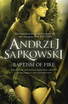 Baptism of Fire, Paperback Book