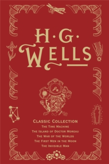 HG Wells Classic Collection, Hardback Book