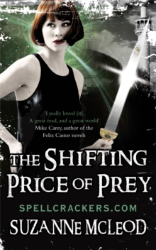 The Shifting Price of Prey, Paperback Book