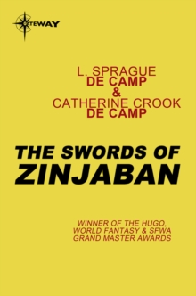 The Swords of Zinjaban, EPUB eBook