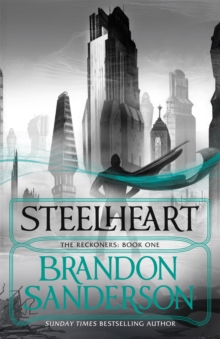 Steelheart, Paperback Book