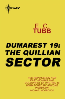 The Quillian Sector : The Dumarest Saga Book 19, EPUB eBook