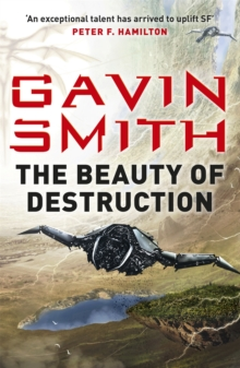 The Beauty of Destruction, Paperback Book