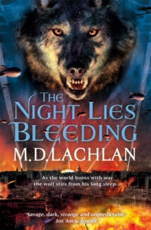 The Night Lies Bleeding, Paperback / softback Book