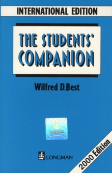 Students Companion International Edition. New Edition, Paperback Book