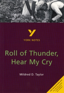 Roll of Thunder, Hear My Cry: York Notes for GCSE, Paperback / softback Book