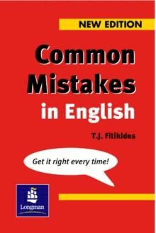 Common Mistakes in English New Edition, Paperback / softback Book