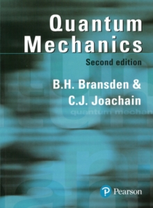 Quantum Mechanics, Paperback Book