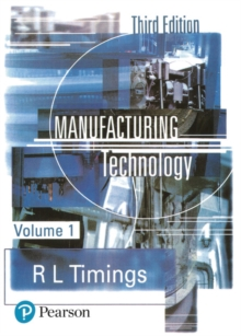 Manufacturing Technology, Paperback / softback Book