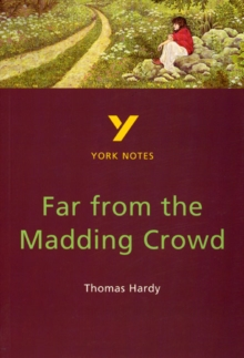 Far from the Madding Crowd: York Notes for GCSE, Paperback / softback Book