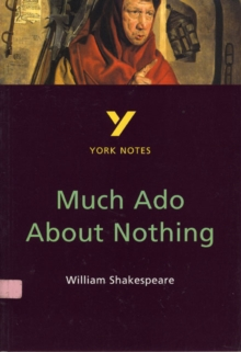 Much Ado About Nothing: York Notes for GCSE, Paperback / softback Book