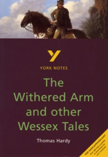 The Withered Arm and Other Wessex Tales, Paperback Book