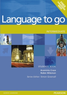 Language to Go Intermediate Students Book, Paperback / softback Book