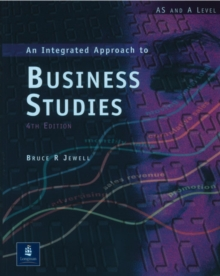 Integrated Approach to Business Studies 4E, An Student's Book, Paperback Book