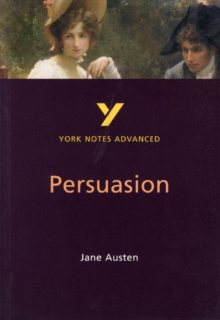 Persuasion: York Notes Advanced, Paperback / softback Book