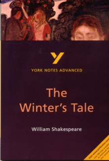The Winter's Tale: York Notes Advanced, Paperback Book