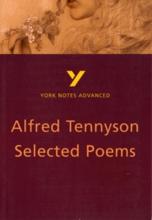 Selected Poems of Tennyson: York Notes Advanced, Paperback / softback Book
