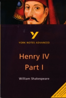 Henry IV Part I, Paperback Book
