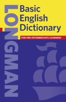 Basic English Dictionary 3rd Edition, Paperback / softback Book