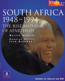 Longman History Project South Africa 1948-1994 Paper, Paperback / softback Book