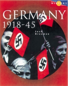 Longman History Project Germany 1918-1945 Paper, Paperback Book
