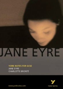Jane Eyre: York Notes for GCSE, Paperback Book