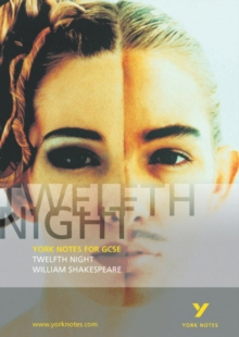 Twelfth Night: York Notes for GCSE, Paperback Book