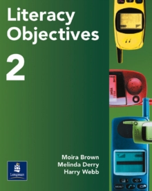 Literacy Objectives Pupils' Book 2, Paperback Book